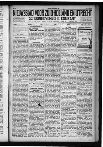 Schoonhovensche Courant 1930-09-05
