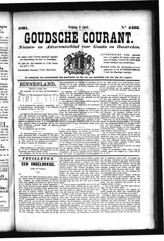 Goudsche Courant 1891-04-03