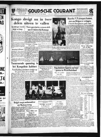 Goudsche Courant 1960-07-18