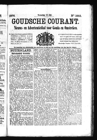 Goudsche Courant 1876-07-12