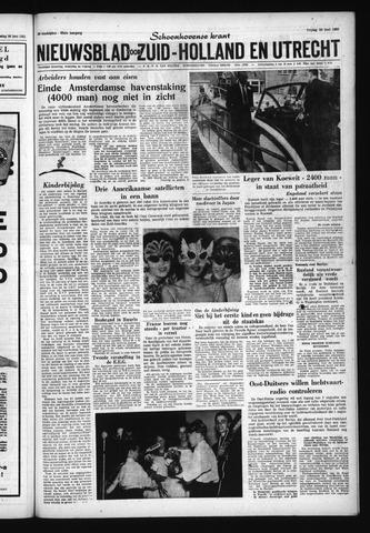 Schoonhovensche Courant 1961-06-30