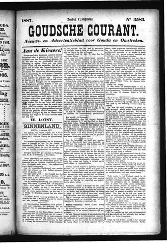 Goudsche Courant 1887-08-07