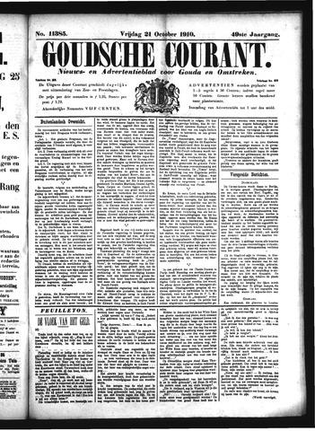 Goudsche Courant 1910-10-21