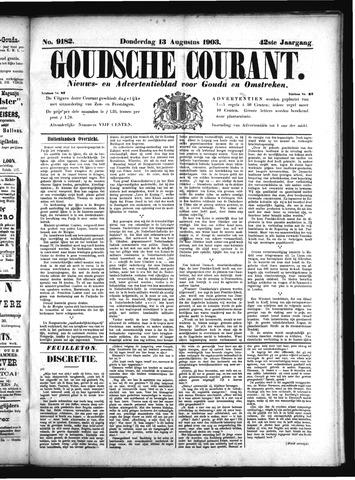 Goudsche Courant 1903-08-13