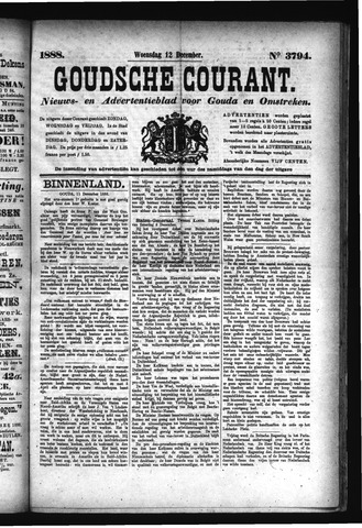 Goudsche Courant 1888-12-12