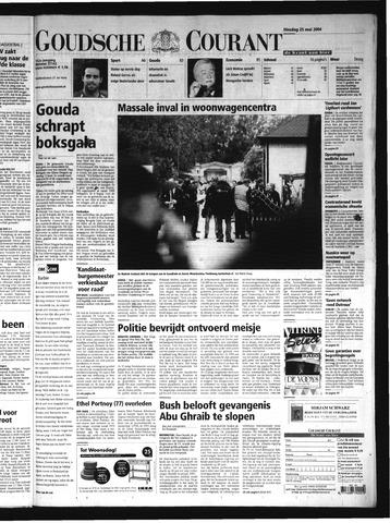 Goudsche Courant 2004-05-25