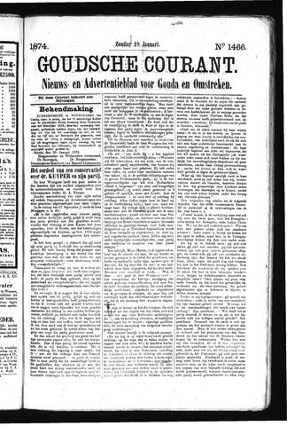 Goudsche Courant 1874-01-18