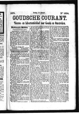 Goudsche Courant 1875-01-24