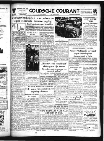 Goudsche Courant 1952-09-29