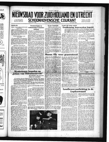 Schoonhovensche Courant 1951-04-02