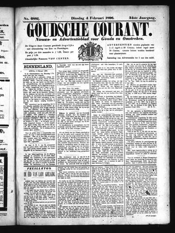 Goudsche Courant 1896-02-04