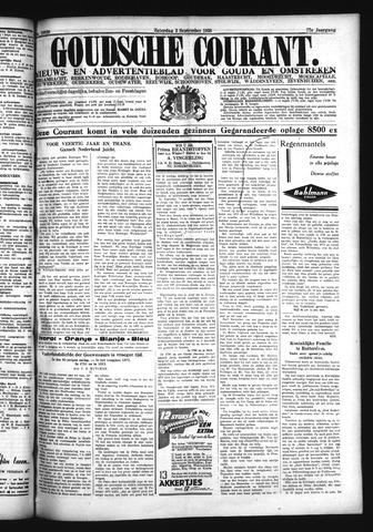 Goudsche Courant 1938-09-03