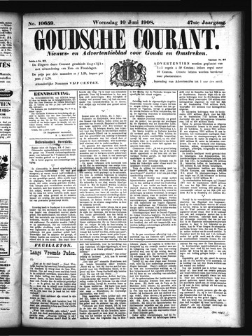 Goudsche Courant 1908-06-10