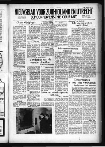 Schoonhovensche Courant 1953-11-02
