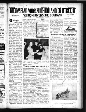 Schoonhovensche Courant 1949-07-06