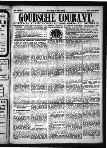 Goudsche Courant 1923-05-15