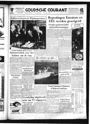 Goudsche Courant 1961-11-24