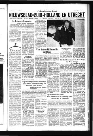 Schoonhovensche Courant 1967-02-22