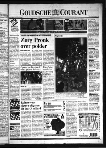 Goudsche Courant 2001-02-21