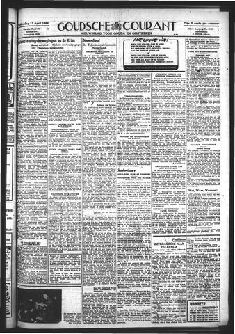 Goudsche Courant 1944-04-13