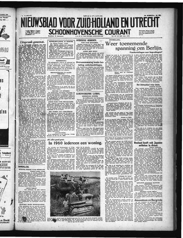 Schoonhovensche Courant 1948-11-12