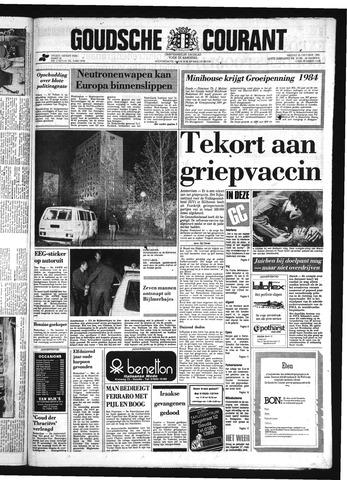 Goudsche Courant 1984-10-26