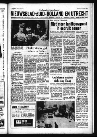 Schoonhovensche Courant 1969-11-10