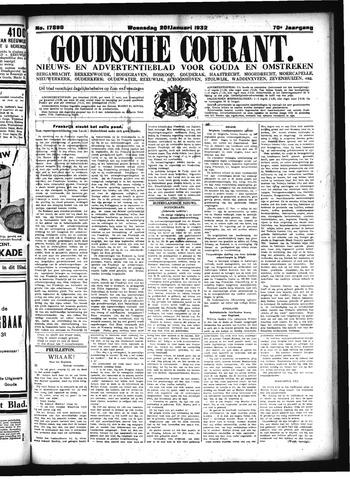 Goudsche Courant 1932-01-20