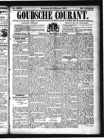Goudsche Courant 1917-02-24