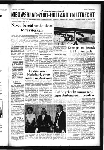 Schoonhovensche Courant 1970-10-05