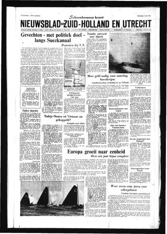 Schoonhovensche Courant 1967-07-03