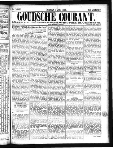 Goudsche Courant 1921-06-07