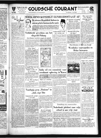 Goudsche Courant 1950-08-15