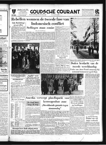 Goudsche Courant 1958-05-05