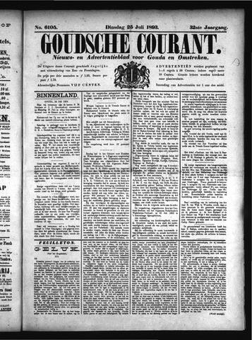 Goudsche Courant 1893-07-25