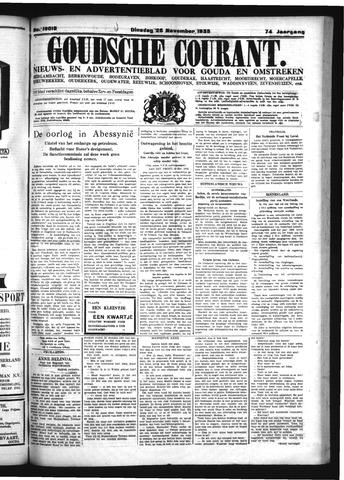 Goudsche Courant 1935-11-26