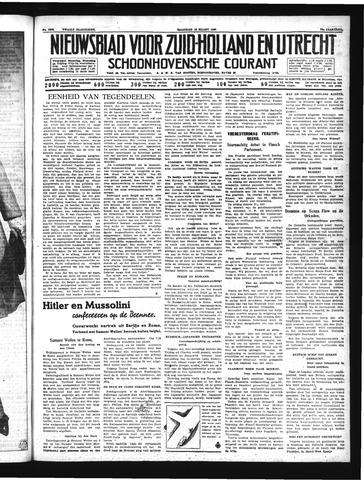 Schoonhovensche Courant 1940-03-18