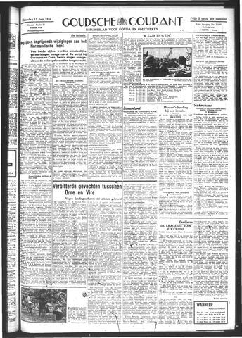 Goudsche Courant 1944-06-12