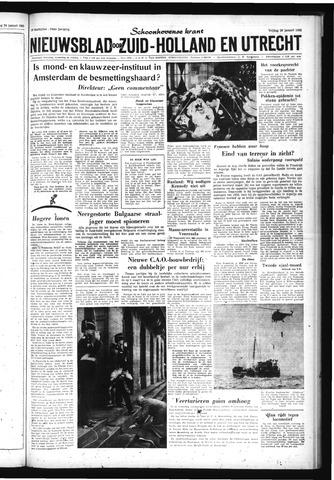 Schoonhovensche Courant 1962-01-26