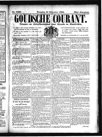 Goudsche Courant 1894-12-10