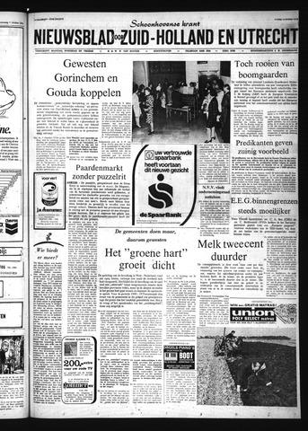 Schoonhovensche Courant 1972-10-13