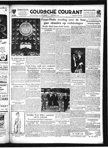 Goudsche Courant 1952-10-27