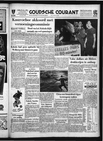 Goudsche Courant 1960-11-25