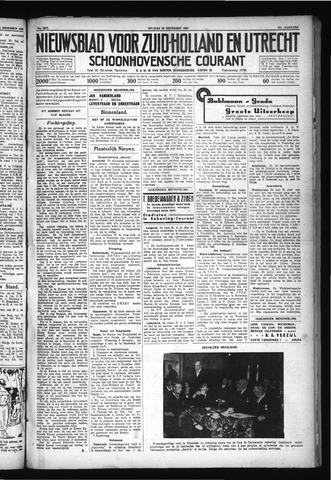 Schoonhovensche Courant 1930-11-28