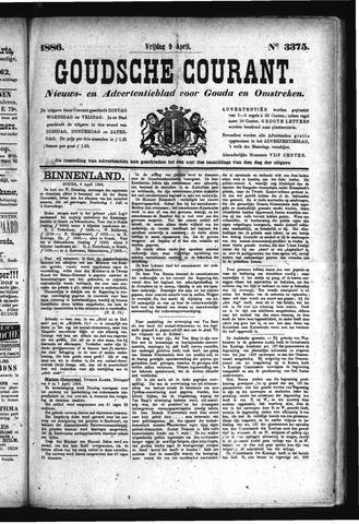 Goudsche Courant 1886-04-09