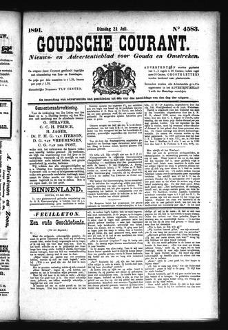 Goudsche Courant 1891-07-21