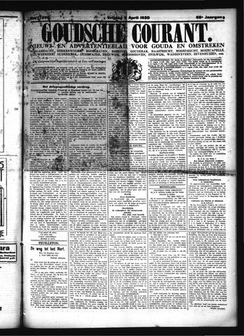 Goudsche Courant 1930-04-11