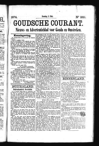 Goudsche Courant 1874-05-03