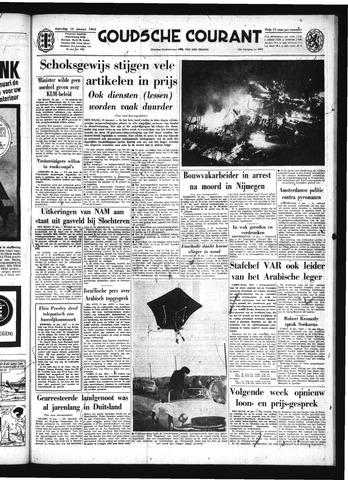 Goudsche Courant 1964-01-18