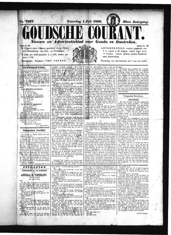 Goudsche Courant 1899-07-01